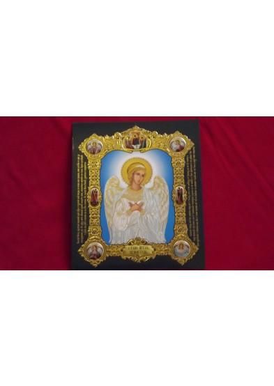 ikona papierowa anioła stróża